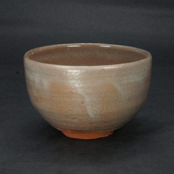 唐津茶碗 K155 浜本洋好作 唐津焼 三里窯
